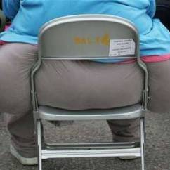 Folding Chair Jokes Gel Cushion For Office As Seen On Tv Too Much Nick Christiannightmares Yo Momma So Fat From Bible Camp