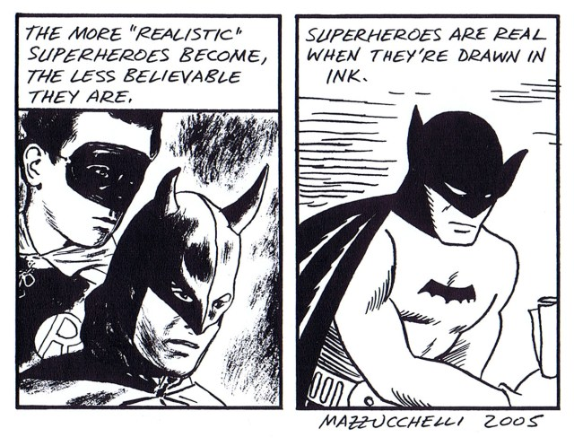 Image result for batman david mazzucchelli
