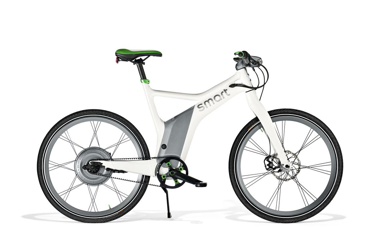 The New Smart Ebike Using The Bionx Three Speed