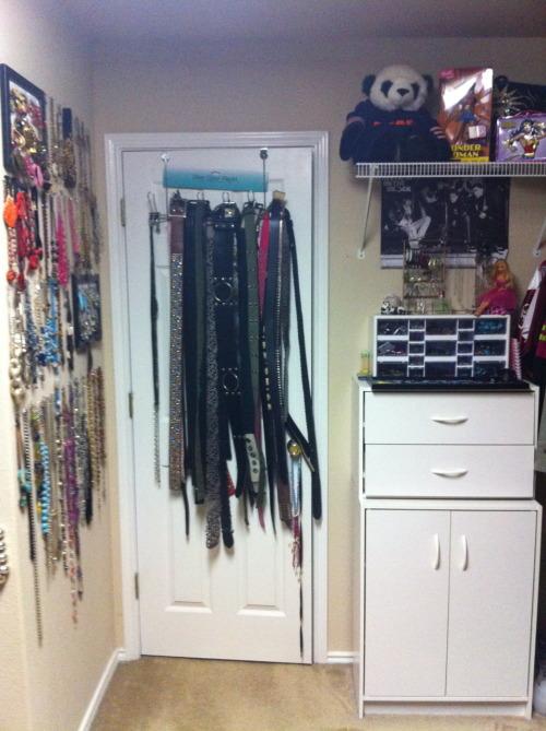 closet organization on Tumblr