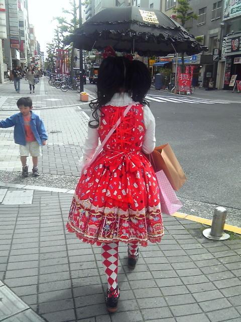 Candid Lolita