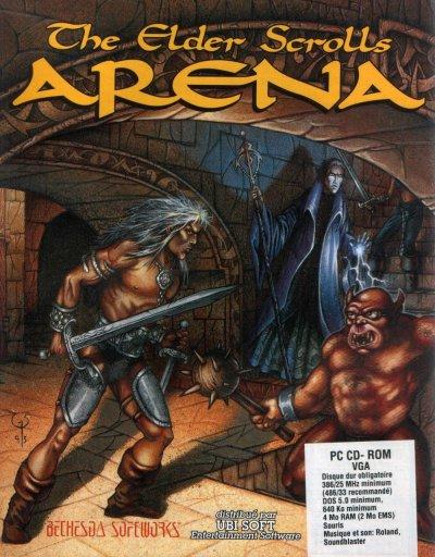 elder scrolls arena tumblr