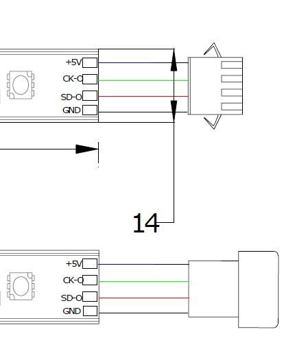 Separate Power Regulator & Hooking up the RGB LED...