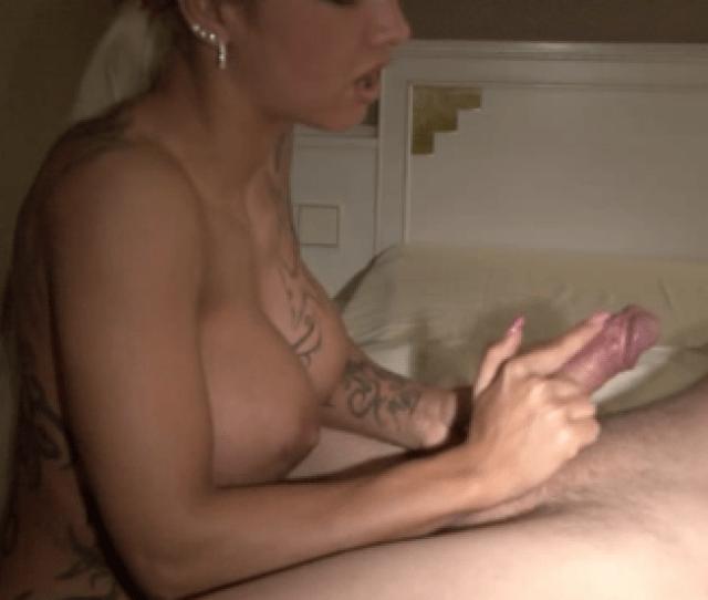 Incredible Cock Milking Technique