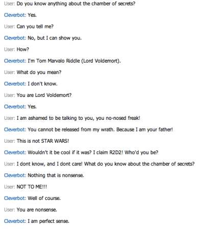 cleverbot com tumblr