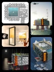 Splurt Oil Rig Hotel & Spa
