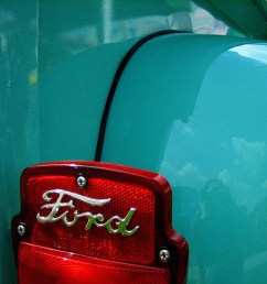 ford truck tail light by neckcns [ 1024 x 768 Pixel ]