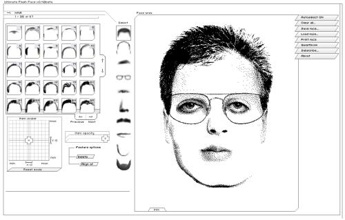 EMvisual diseño • Retratos robot. Una aplicación web para