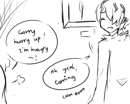 Ask Ib and Garry