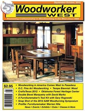 Woodworker West Magazine