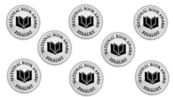 The 2012 National Book Award Finalists were...