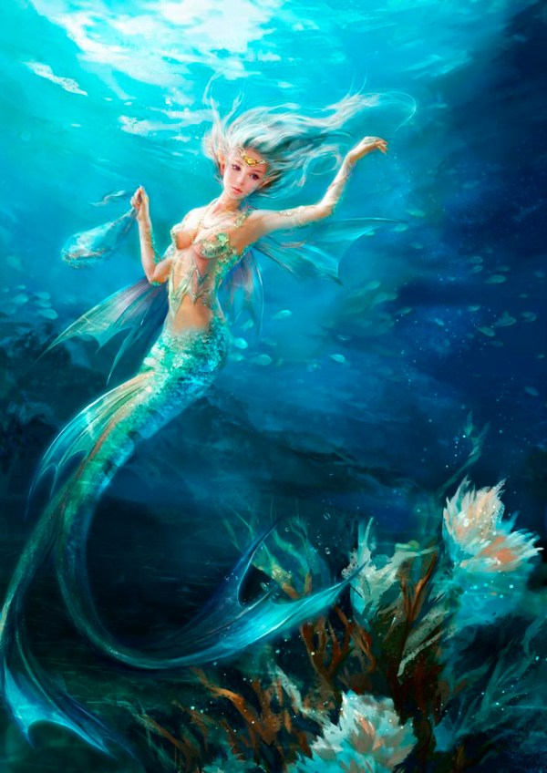 Phoenix Mermaid