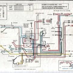 1974 Vw Bus Wiring Diagram Yamaha Outboard Gauges Thing Harness Get Free Image About