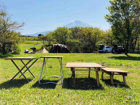 キャンプで使うテーブル比較