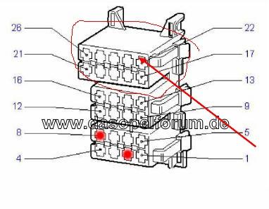 Vauxhall Astra Mk5 Stereo Wiring Diagram GM Passlock 2