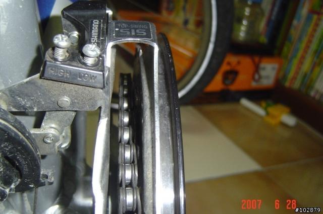 變速器調整 [ 圖解 ] - 自行車跑跑區 - 興趣嗜好 - PLUS28 - Powered by Discuz!