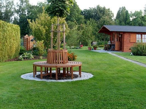 Wie Einen 1500qm Garten Gestalten Einteilen? Neugärtnerin Sucht