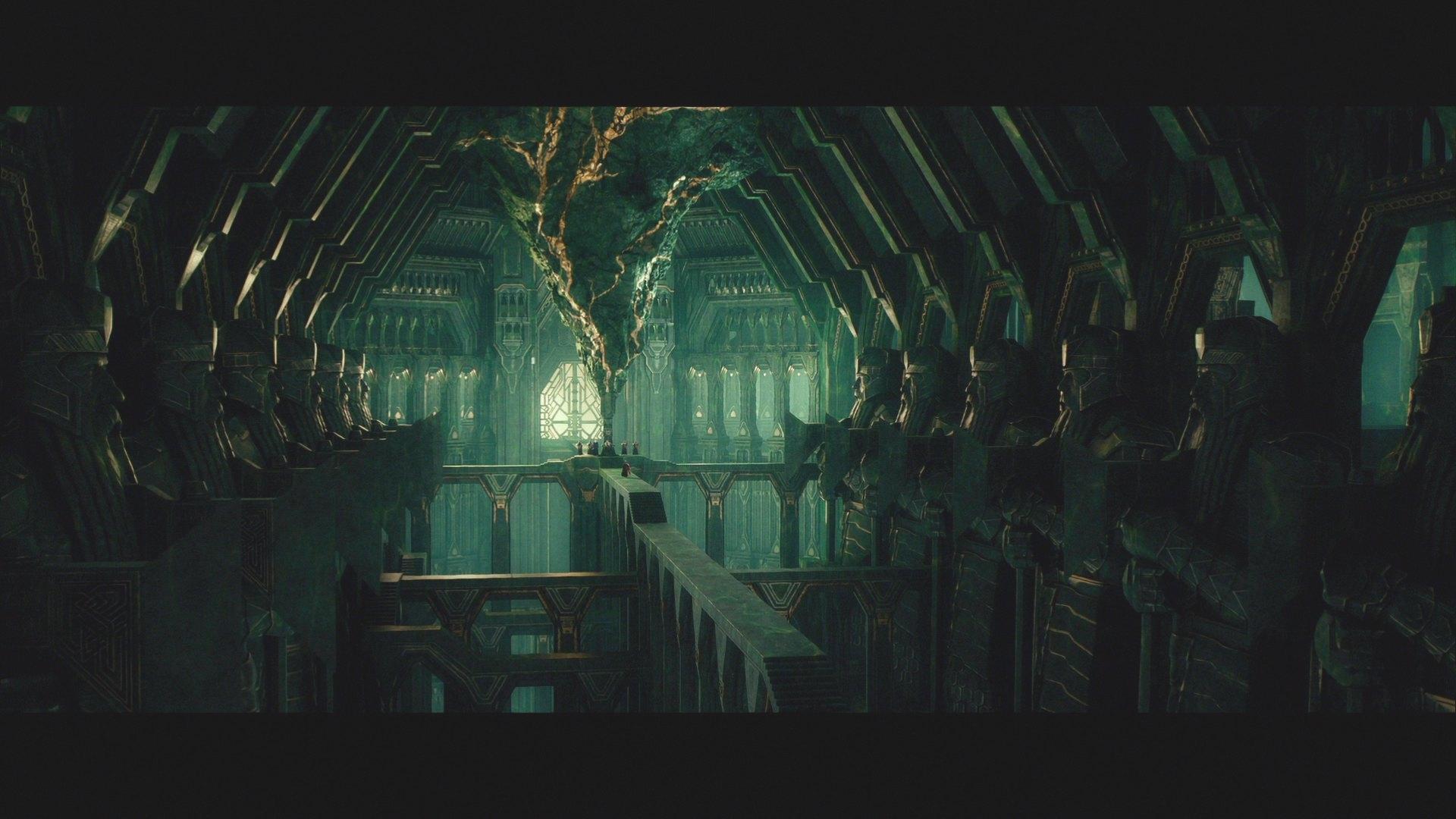 Details im Film The Hobbit 5  Herr der Ringe Film Forum