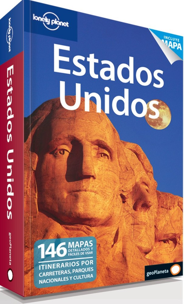 Guía Estados Unidos (Lonely Planet)