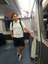 Un paseo en tren