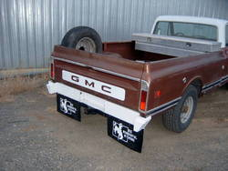 1970 GMC Custom 80k Original miles and paint 350 TH350 - 47-Current Chevy and GMC Classifieds