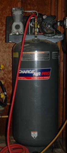 Devilbiss Air Compressor Pro Air 2