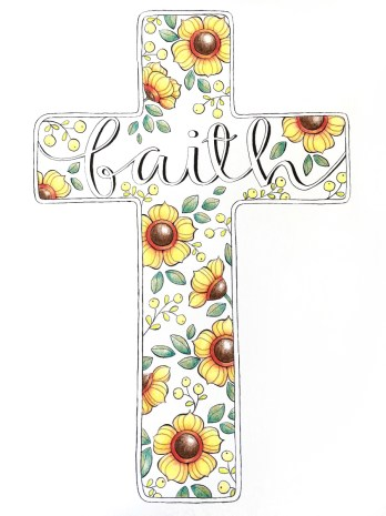 faith-cross-flowers