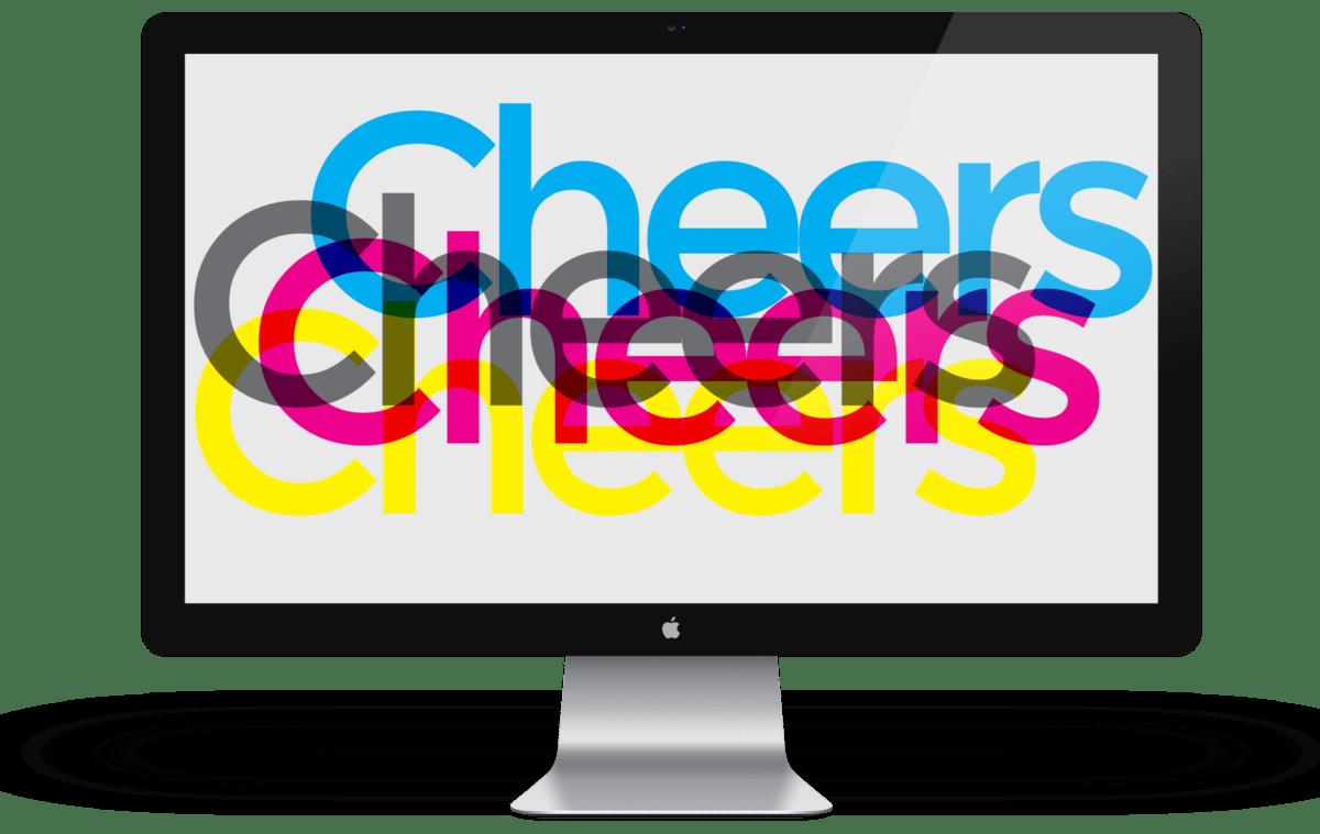 cheers-display