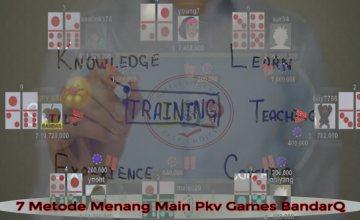 cara menang main pkv games