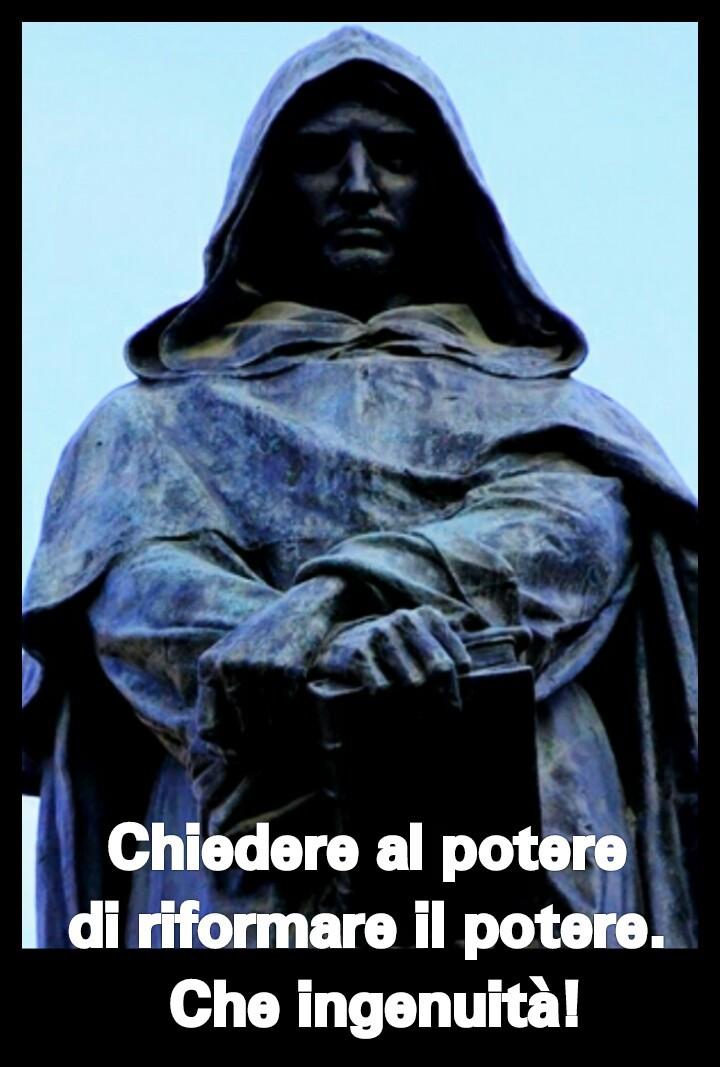 "aitan: ""Giordano Bruno (Nola, 1548 – Roma, 17 febbraio 1600) """