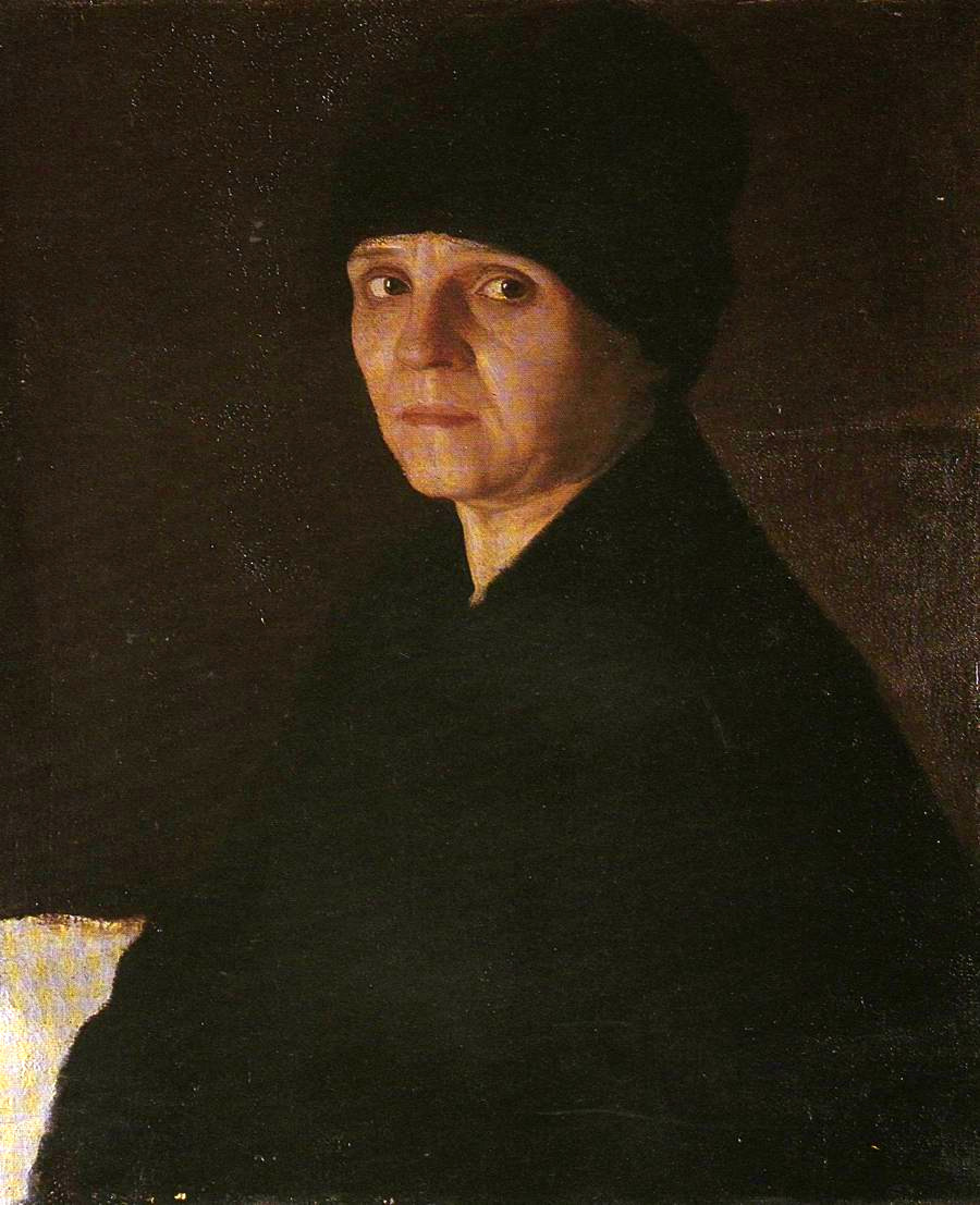 "somanyhumanbeings: "" Virgilio Guidi, La Madre """