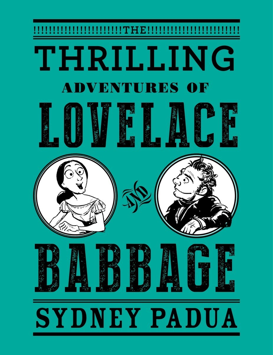 Lovelace and Babbage Book cover