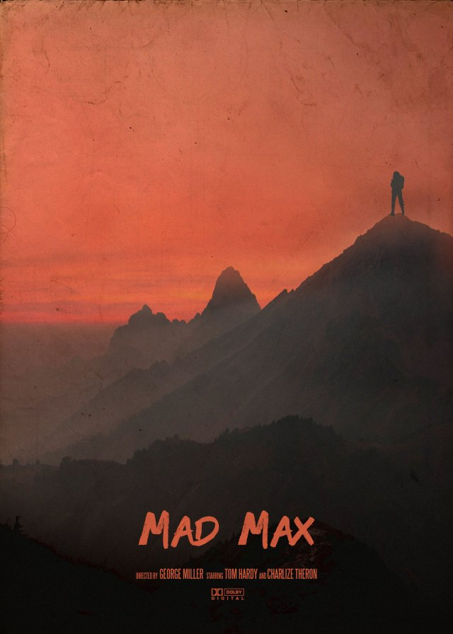 Day 21 of 365 – Mad Max. Buy this Poster.