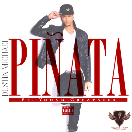 "Dustin Michael Ft. Young Greatness - Pinata Young Greatness features on ""Piñata"", the latest release from R&B/pop singer Dustin Michael. Dustin Michael performed with his brothers as a teenager in the group B5 and is ready to get back into the charts..."