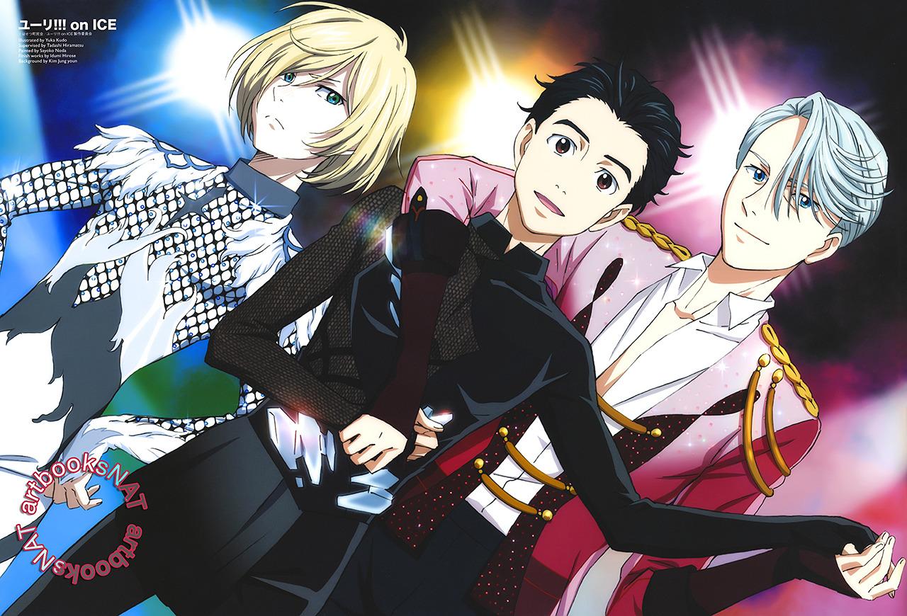 """Képtalálat a következőre: """"yuri on ice poster"""""""
