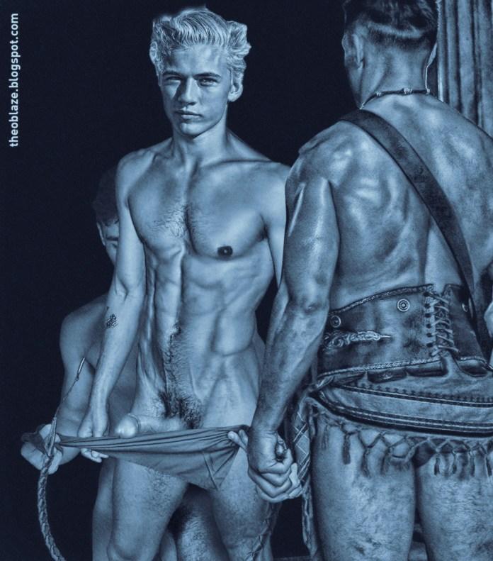 Illustration by Theo Blaze