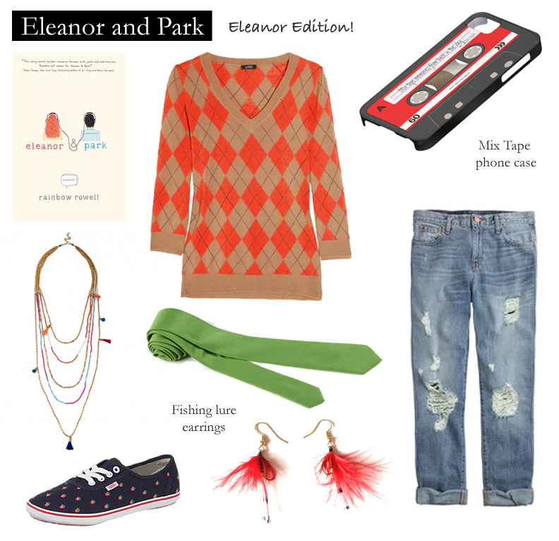 Image result for eleanor and park costume
