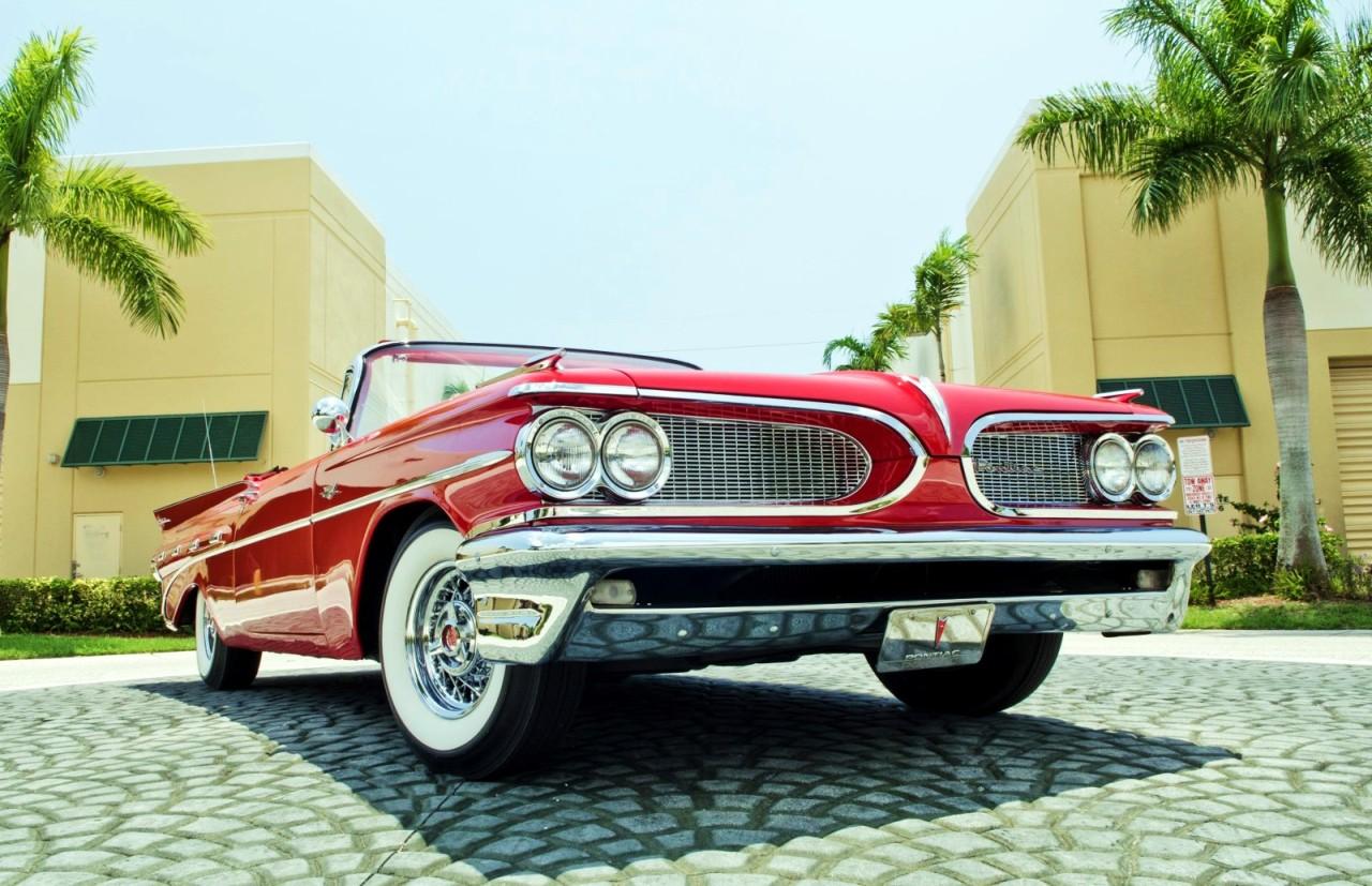 "prova275: "" Catalina… 1959 Pontiac convertible """