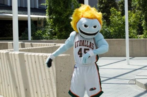 Image result for ut dallas mascot -.edu