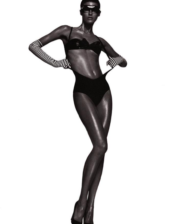 Michelle Alves By David Ferrua For Fashion, June 2006   Dance Resumeresume  Prime  Dance Resumeresume Prime