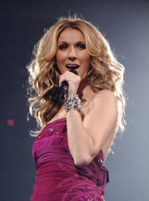 Image result for IMAGE OF CELINE DION