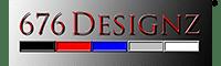 676DESIGNZ - Logo 2019 - 200x60px
