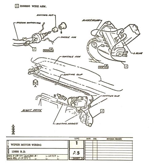 small resolution of 67 chevelle wiring also with 67 chevelle wiper motor wiring diagram