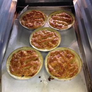Our famous Pot Pie's are ready for you to pick up!