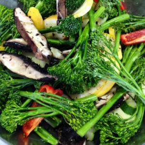 Picture of Broccolini Salad by 67 Biltmore Downtown Eatery and Catering