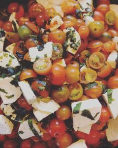 Picture of Cherry Tomato Salad by 67 Biltmore Downtown Eatery and Catering in Asheville, NC