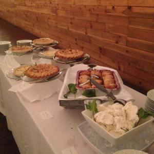 Picture of Cobbler, Pie and Ice Cream Buffet by 67 Biltmore Downtown Eatery and Catering