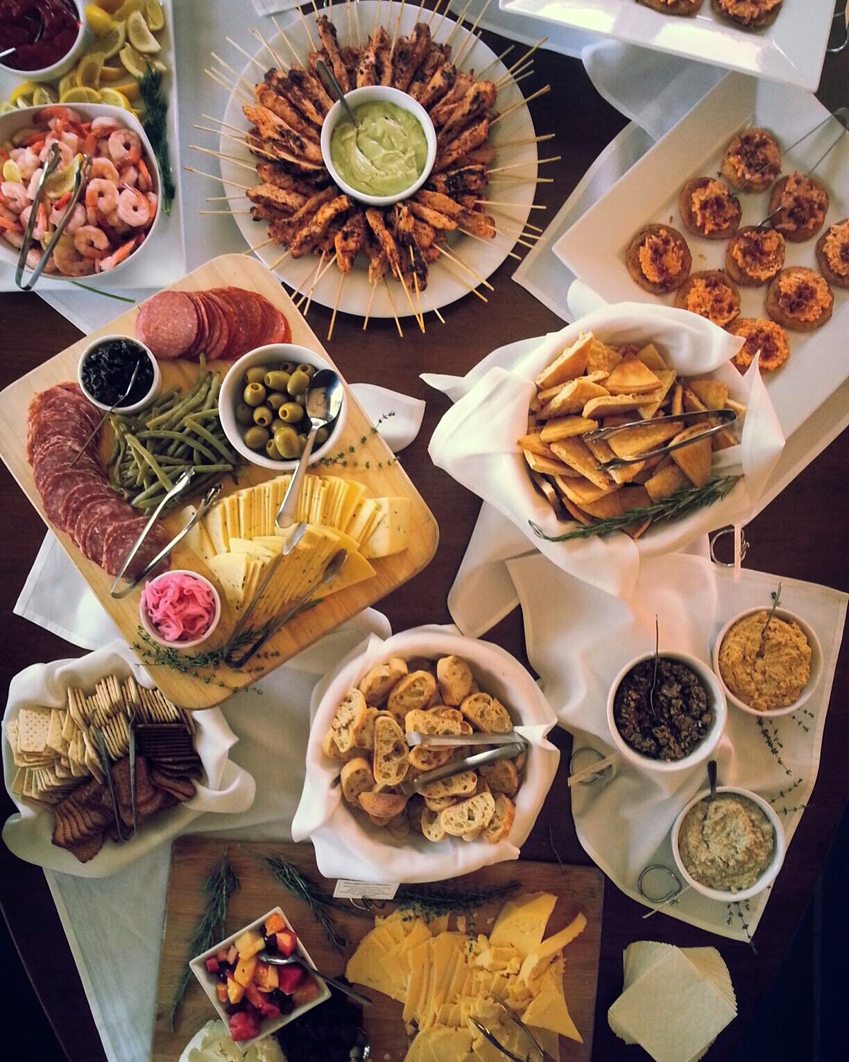 Picture of Heavy Hors d'oeuvres by 67 Biltmore Downtown Eatery and Catering in Asheville, NC
