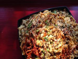 Picture of Sesame Peanut Noodle Salad by 67 Biltmore Downtown Eatery and Catering in Asheville, NC
