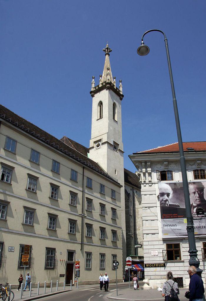 アウグスティーナー教会 出典:Wikipedia